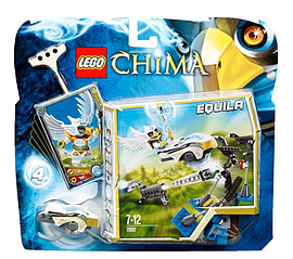 Lego Legends Of Chima: Target Practice 70101 Blocks and Bricks