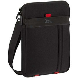 Rivacase 5107 7 Inch Tablet PC Bag, Black Tablet