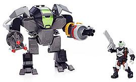 Mega Bloks Halo Heavy Assault Cyclops Blocks and Bricks