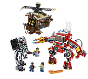 Lego Movie Rescue Reinforcements (70813) screen shot 1
