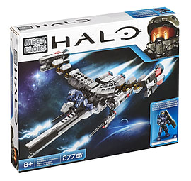 Halo Booster Frame Building Set Blocks and Bricks
