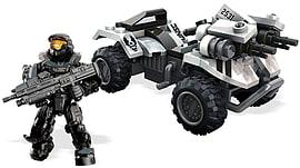 Halo UNSC Gungoose Building Set Blocks and Bricks