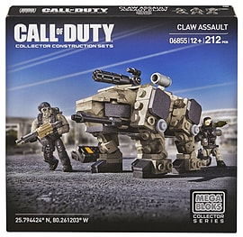Call of Duty 6855 - Claw Assault Blocks and Bricks