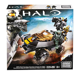 Halo UNSC Attack Gausshog Building Set Blocks and Bricks