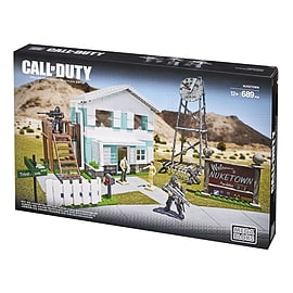 Call of Duty Nuketown Blocks and Bricks