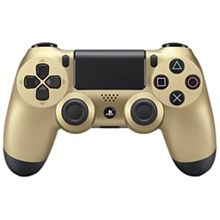 Official Sony PlayStation DualShock 4 Control Pad - Gold PS4