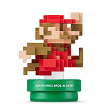 8-bit Super Mario (Classic Colours) - amiibo - Mario 30th Anniversary Collection screen shot 1
