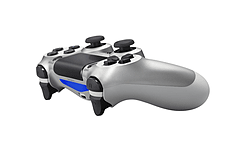 Official Sony PlayStation DualShock 4 Control Pad - Silver screen shot 1