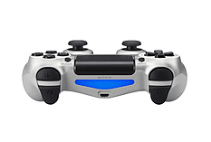 Official Sony PlayStation DualShock 4 Control Pad - Silver screen shot 3
