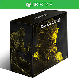 Dark Souls III Collector's Edition Xbox One Cover Art