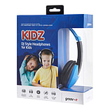 Groov-e Kidz DJ Style Headphone - Blue/Black screen shot 2