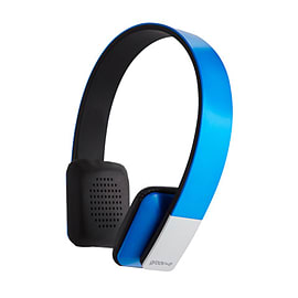 Groov-e Tempo Bluetooth Headphone - Blue Multi Format and Universal