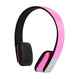 Groov-e Tempo Bluetooth Headphone - Pink screen shot 1