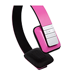 Groov-e Tempo Bluetooth Headphone - Pink screen shot 2