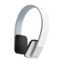 Groov-e Tempo Bluetooth Headphone - White Multi Format and Universal