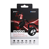 Groov-e Motion Sports Bluetooth Headphones with Mic screen shot 3