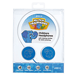 Groov-e Children's Headphones with Volume Limiter - Blue screen shot 3