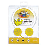 Groov-e Children's Headphones with Volume Limiter - Yellow screen shot 3