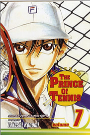 The Prince of Tennis: v. 7 (Prince of Tennis) Books
