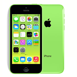 Apple iPhone 5C 8GB Green Unlocked (Grade B) Phones