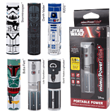 Luke Skywalker Light Saber PowerTube 2 - Star Wars power bar - 2600mAh screen shot 1