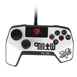 Street Fighter V FightPad Pro - Ryu/White Playstation 4