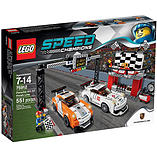 Lego Speed Champions 75912: Porsche 911 Gt Finish Line screen shot 1