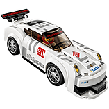 Lego Speed Champions 75912: Porsche 911 Gt Finish Line screen shot 4