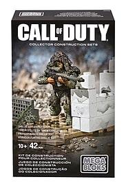 Mega Bloks Call of Duty Ghillie Suit Sniper (06852) Blocks and Bricks