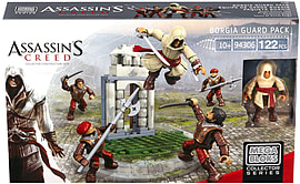 Mega Bloks Assassins Creed Borgia Guard Pack (CNF07) Blocks and Bricks