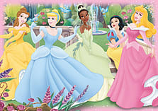 Disney Princess Duo Puzzles screen shot 2