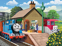 Thomas and Friends 4 in Box Puzzles screen shot 3