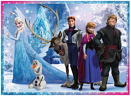 Disney Frozen XXL100 Traditional Games