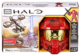 Mega Bloks Halo Micro-Fleet Hornet Assault Blocks and Bricks