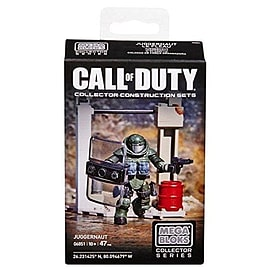 Mega Bloks Call of Duty Tactical Unit Juggernaut (06851) Blocks and Bricks