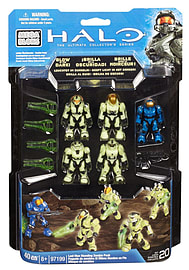 Mega Bloks Halo Last Man Standing Zombie Pack Blocks and Bricks