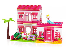 Mega Bloks Hello Kitty Beach House screen shot 1