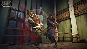 Assassin's Creed Chronicles Trilogy screen shot 6