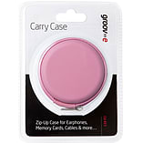 Groov-e Zip Up EVA Carry Case - Pink screen shot 2