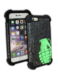 Grenade Iphone 6/6S Mobile Phone Case (Green) Mobile phones
