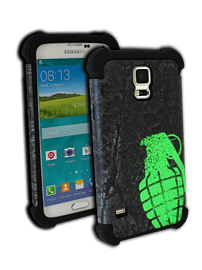 Grenade Samsung S5 Mobile Phone Case (Green) Mobile phones