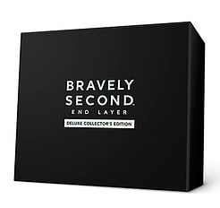 Bravely Second: End Layer Deluxe Collector's Edition - Only at GAME 3DS Cover Art