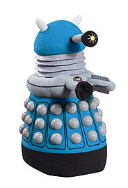 Doctor Who Dalek Deluxe Talking Plush (Large Blue) Soft Toys