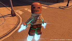 LEGO Marvel Avengers screen shot 11