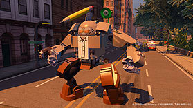LEGO Marvel Avengers screen shot 5