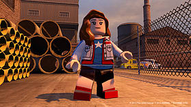 LEGO Marvel Avengers screen shot 4