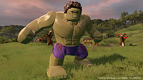 LEGO Marvel Avengers screen shot 6