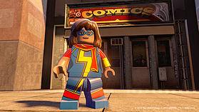 LEGO Marvel Avengers screen shot 9