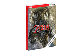 The Legend of Zelda: Twilight Princess HD Standard Edition Guide Books