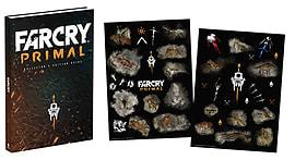 Far Cry Primal Collector's Edition Guide Books